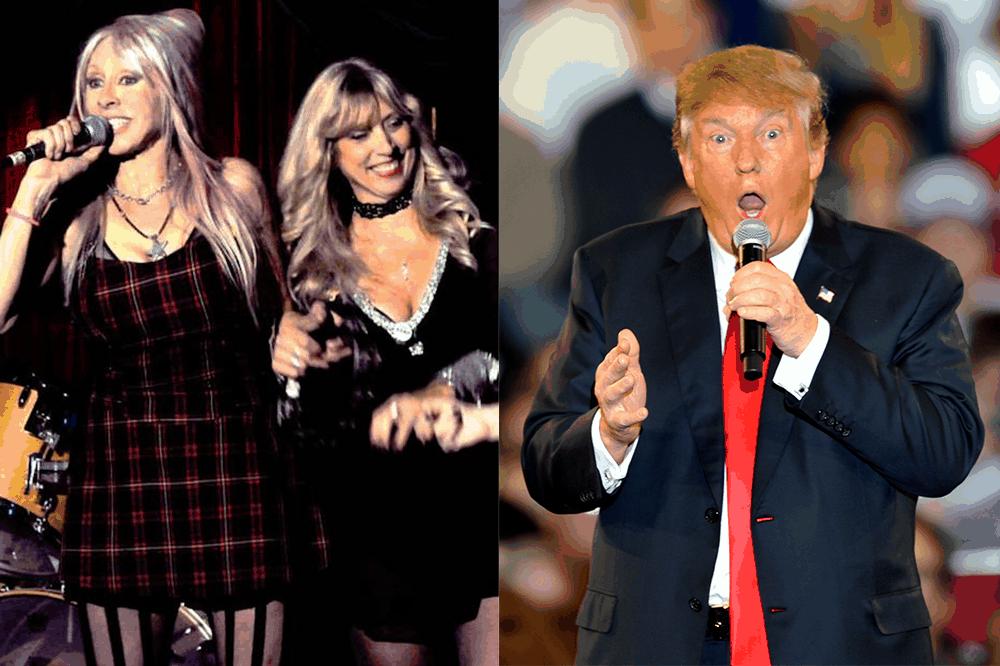 Donald Trump Sexual Harassment Precious Metal