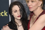Frances Bean Cobain Files for Divorce After 21 Months of Marriage, Wants to Protect Father's Estate