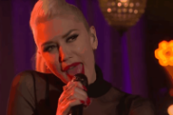 Gwen Stefani Asks James Corden to 'Make Me Like You' on 'The Late Late Show'