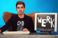 Joe Jonas' Band DNCE Clearly Didn't Get the Memo About White People Covering Rihanna's 'Work'