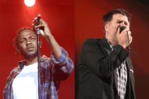 Kendrick Lamar LCD Soundsystem