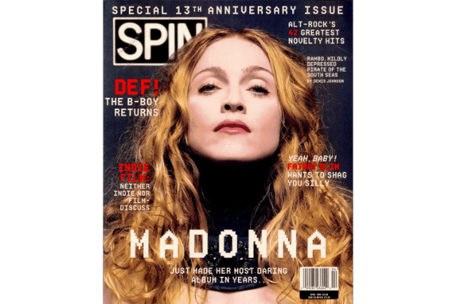 the superstar career of madonna louise ciccone Madonna (madonna louise ciccone ritchie,  career: madonna moved to new york to pursue a dancing career  grammy winning superstar is no.