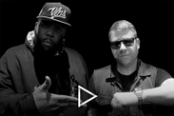 Run the Jewels Share Immersive Video for 'Crown' on 'New York Times' Virtual Reality App