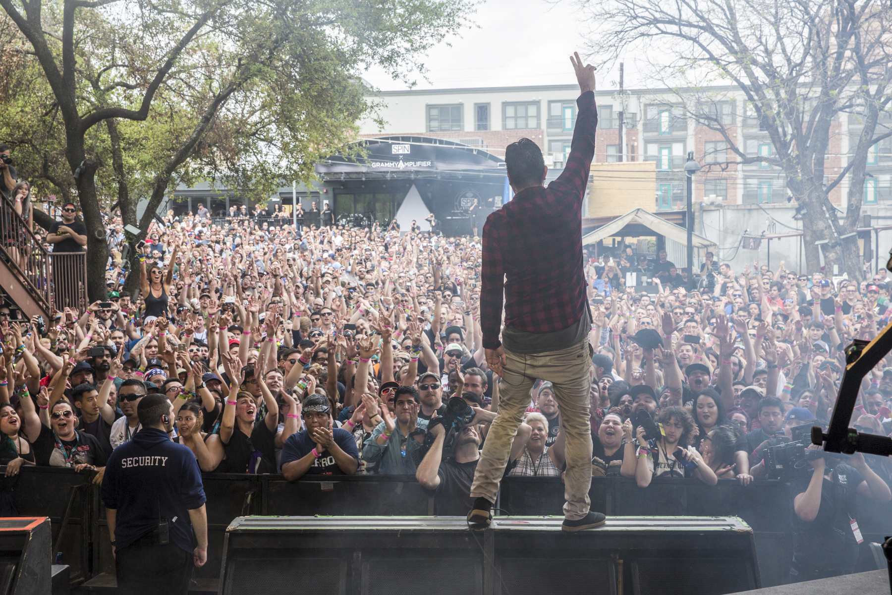 Watch Deftones, CHVRCHES, Vince Staples and More Play SPIN's SXSW Party at Stubb's