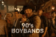 Here's the Trailer for a Zombie-Western Movie Starring Members of Backstreet Boys, 'NSYNC, and 98 Degrees