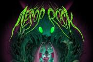 Listen to Aesop Rock's Geeky Reworking of Pusha T's 'Untouchable'