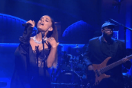Watch Ariana Grande Belt 'Dangerous Woman' and 'Be Alright' on 'SNL'