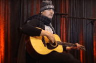 Billy Corgan Debuted a New Smashing Pumpkins Song for VIP Concertgoers Last Week