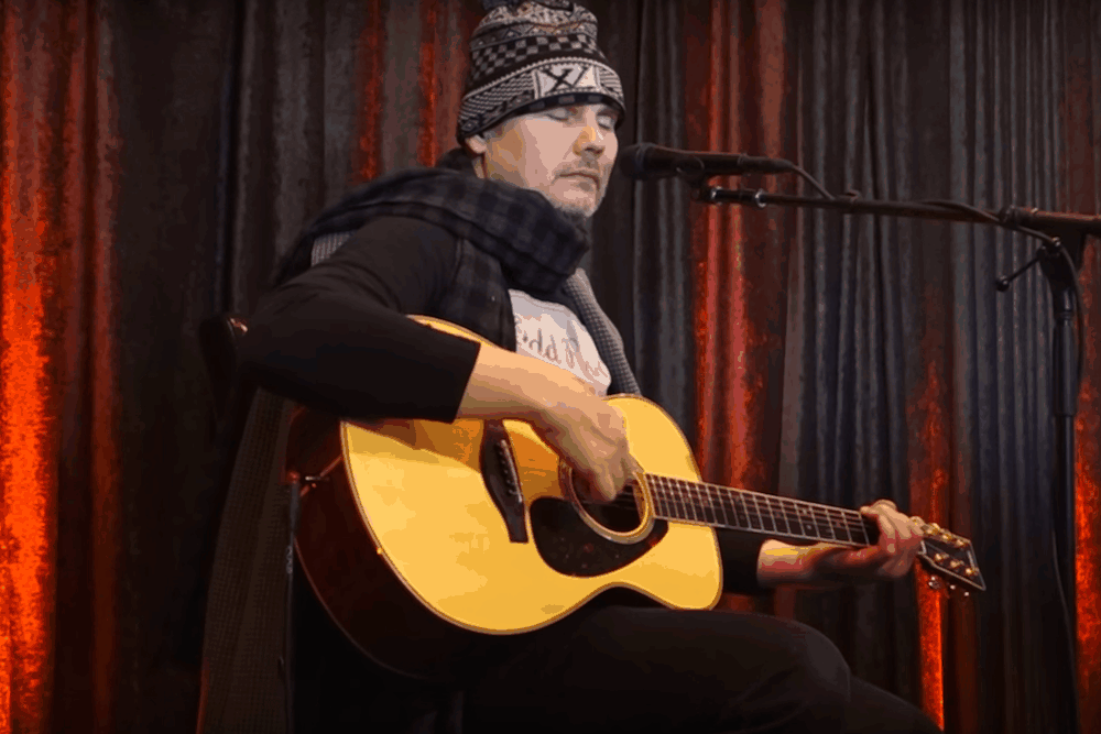 Billy corgan songwriting advice