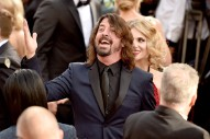 Listen to Dave Grohl Prank Call Jeff Probst on Live Radio