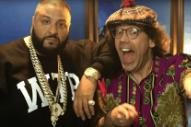 DJ Khaled Talks Public Enemy, Perfect Pussy, and Miami's Best Strip Clubs With Nardwuar