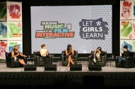 Michelle Obama, Missy Elliott, Queen Latifah, and More Talk 'Let Girls Learn' at SXSW 2016