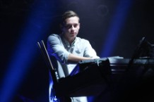 MTV Artist To Watch Live Show With Flume And The Chainsmokers