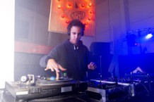 Gilles Peterson And Four Tet Perform At 'The Common Good And NTS Presents: In Aid Of Syria Relief UK'