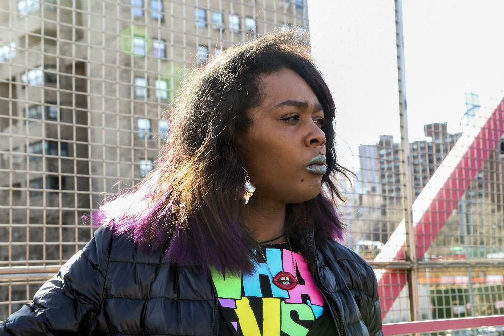 Transgender And Black Searching For An Audience Spin