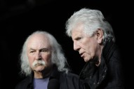 Graham Nash Tells David Crosby, 'I'm Done. F**k You… Leave Me the F**k Alone'
