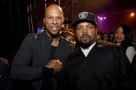 Ice Cube and Common Mend Their Differences on Super-Sincere 'Real People'