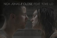 Nick Jonas Shares New Single, 'Close,' Featuring Tove Lo
