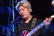 Watch the Smashing Pumpkins Reunite With James Iha at L.A. Concert