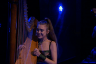 Joanna Newsom Performs 'A Pin-Light Bent,' Chats About Her Marriage on 'Seth Meyers'