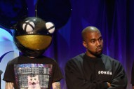 Deadmau5 Tells Kanye West to Save His Money for 'a 4th Grade Education'