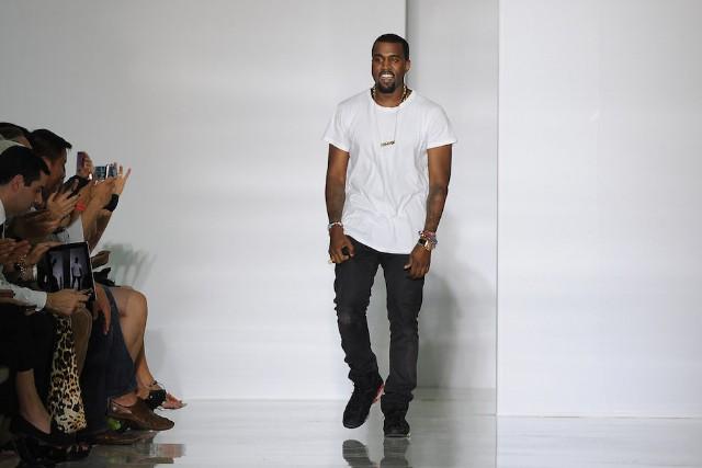 KW by Kanye West: Runway - Paris Fashion Week Spring / Summer 2012