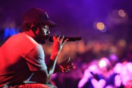 Protesters at Chicago Donald Trump Rally Chant Kendrick Lamar's 'Alright'