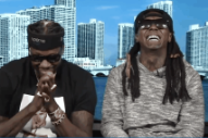 Lil Wayne and 2 Chainz Talk 'Crazy' Nights In the Studio, Partying With Pro Athletes on 'Highly Questionable'