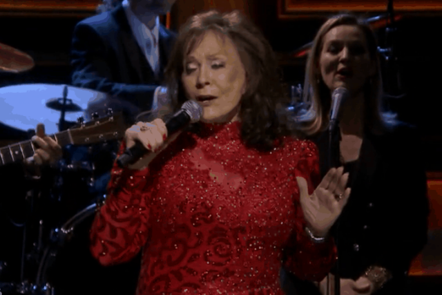 loretta lynn everything it takes full circle tonight show performance watch