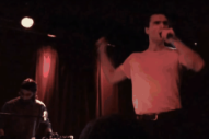 Watch Majical Cloudz Perform Together For the Last Time