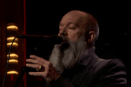 Michael Stipe Covers David Bowie's 'The Man Who Sold the World' on 'Fallon'