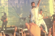 Check Out Miguel Covering Rihanna's 'Kiss It Better' at SXSW