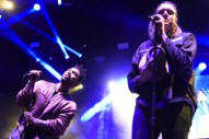 Arcade Fire's Win Butler and Miguel Covered Drake's 'Hotline Bling' and David Bowie's 'Fame'