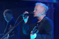 New Order Perform Moody 'Singularity' on 'Colbert'