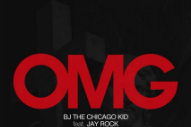 BJ the Chicago Kid and Jay Rock Share Thrumming 'OMG'