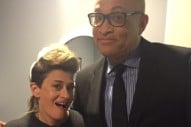 Peaches Debates Kim Kardashian's Nude Selfie on 'The Nightly Show With Larry Wilmore'