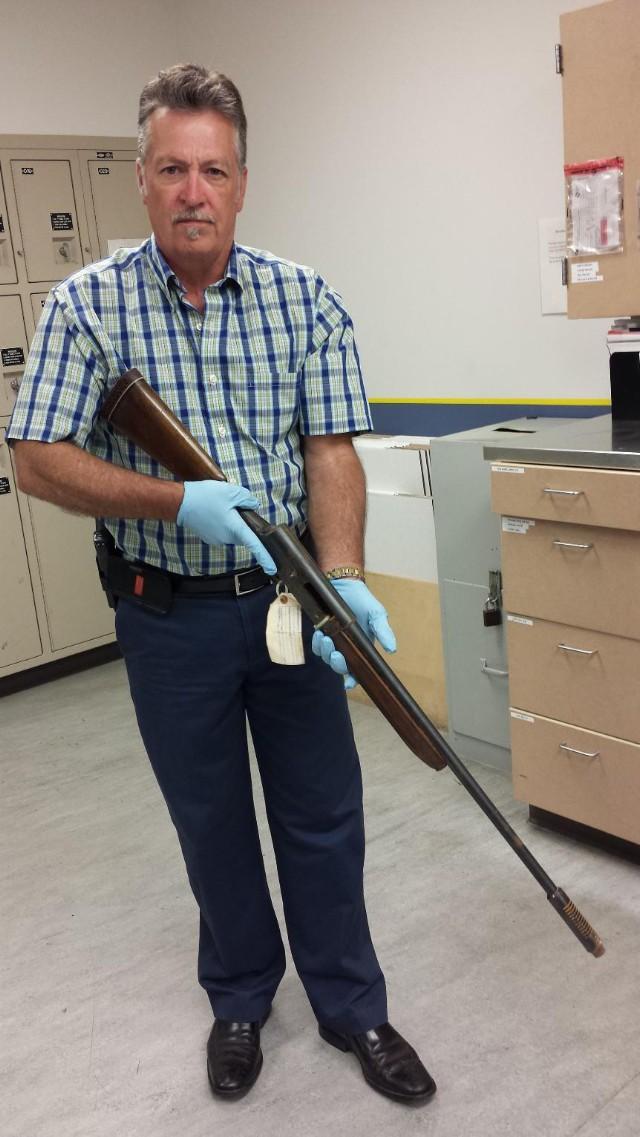 seattle police gun