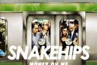 Snakehips and Anderson .Paak Graciously Put the 'Money On Me' on Gorgeous New Single