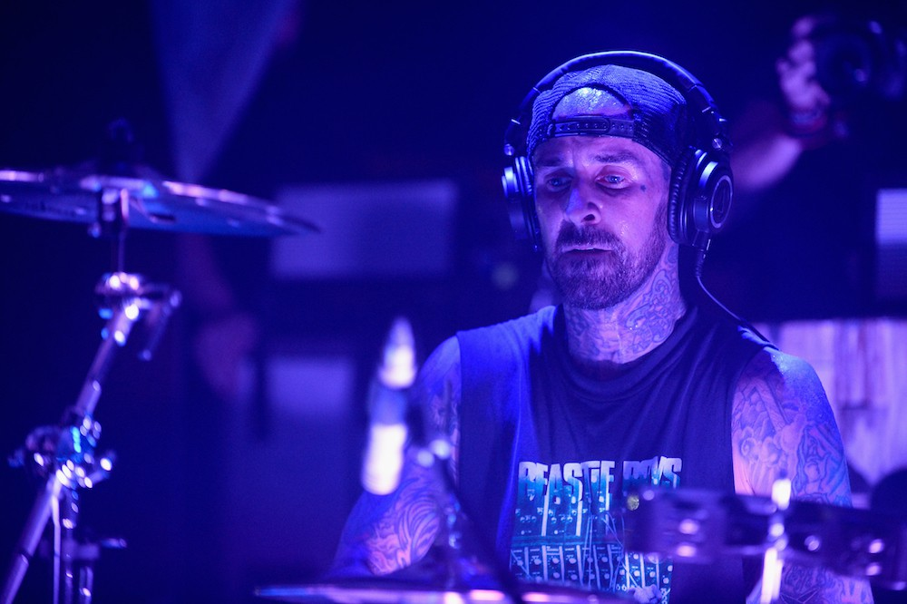 Hyde Bellagio Launches First Residency, Travis Barker's 'Give the Drummer Some,' Tuesday, August 18