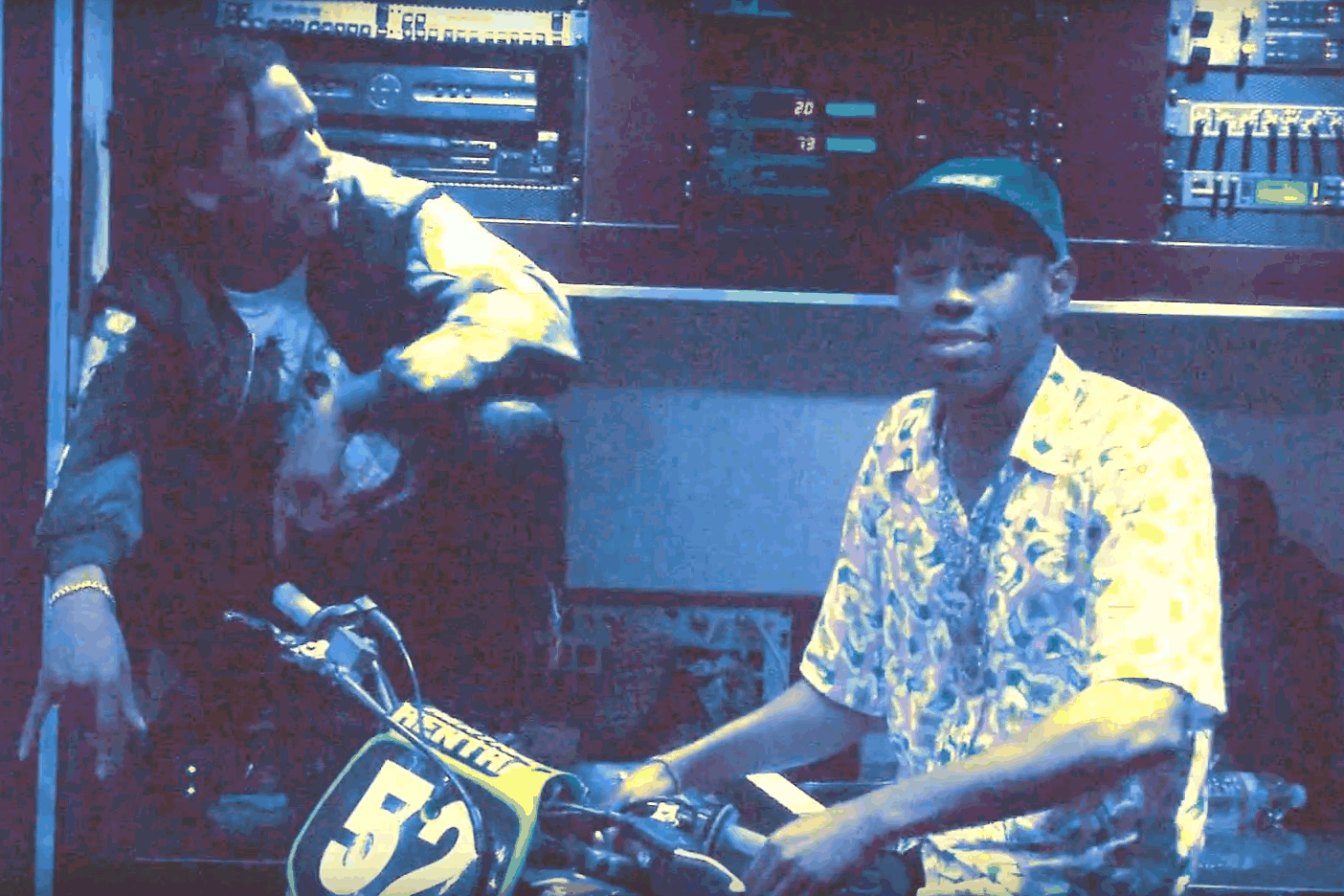 tyler the creator kanye west freestyle 4 remix what the f right now watch video