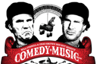 Red Hot Chili Peppers' Chad Smith and Will Ferrell Reunite for Red Hot Benefit Comedy + Music Show & Quinceanera