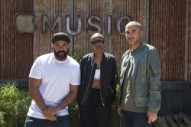 They Got the Beat: Zane Lowe, Julie Adenuga, and DJ Ebro Are Together at Last