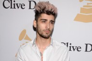 Zayn Malik Shades the Haters On New Song 'Befour'