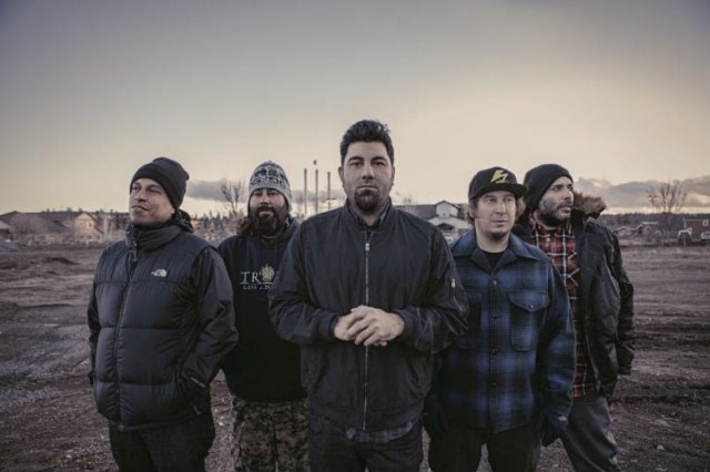 The Spin Interview Deftones Spin