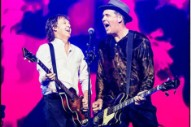 Krist Novoselic Joins Paul McCartney for 'Helter Skelter' Performance in Seattle