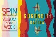 Konono Nº1 and Batida's Konono Nº1 Meets Batida