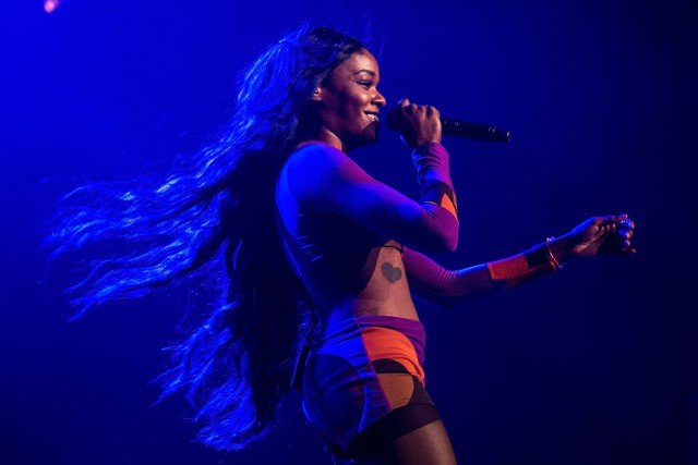 Azealia Banks at Splendour In The Grass 2015 - Byron Bay