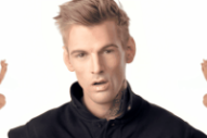 Aaron Carter's New Song Is Pretty Good, But It'll Still Make You a Little Sad