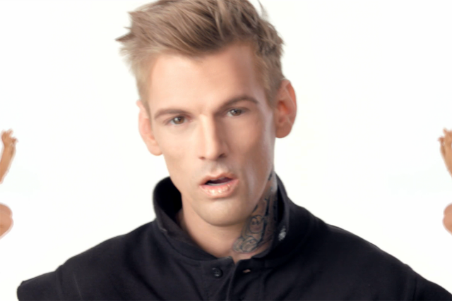 aaron carter s new song is pretty good but it ll still make you a