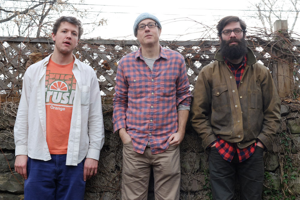 Attic Abasement Show Up To Leave On Endearing New Song